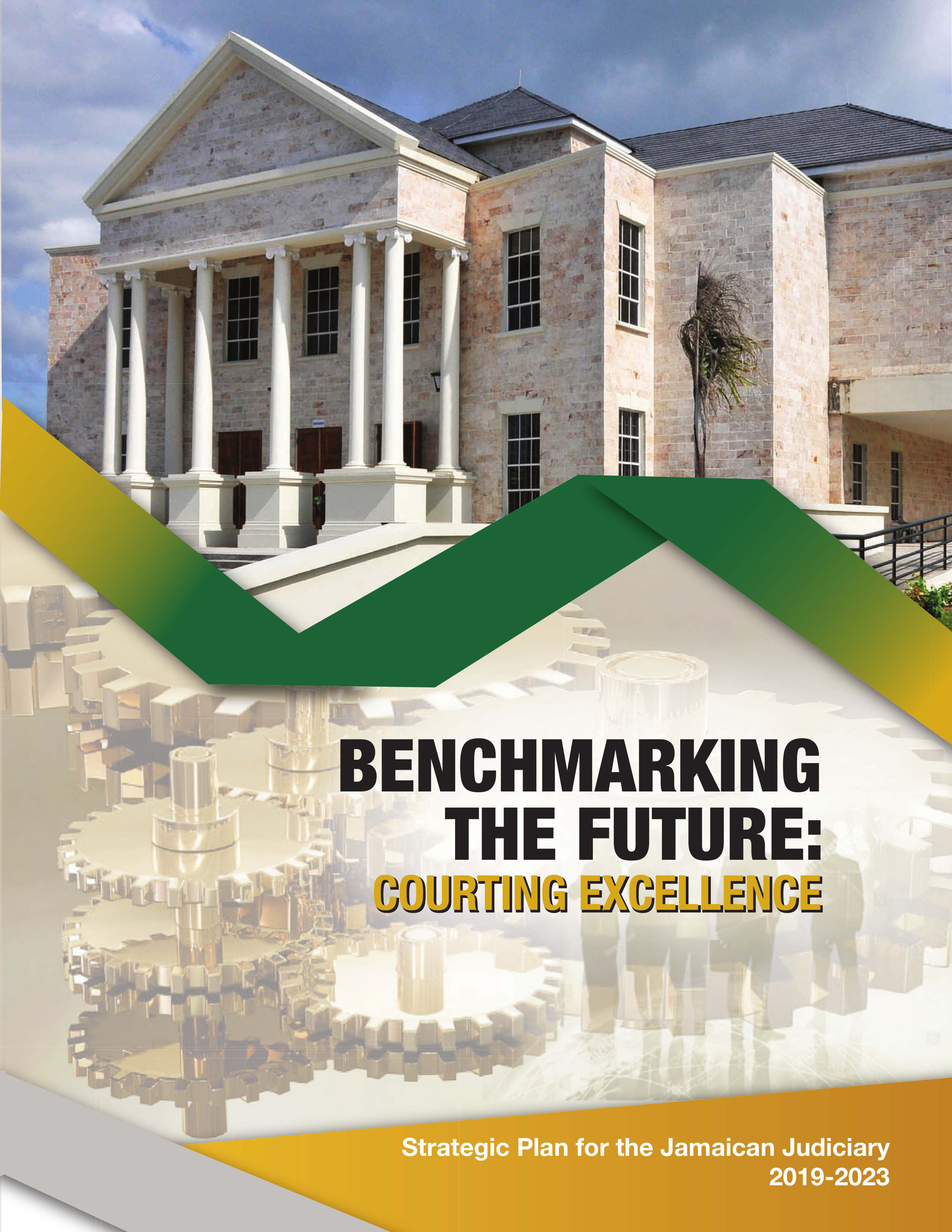 Strategic Plan for the Jamaican Judiciary 2019-2023